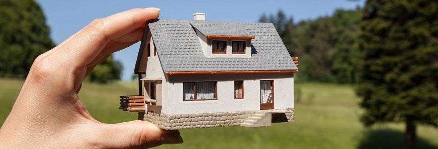 maison + terrain