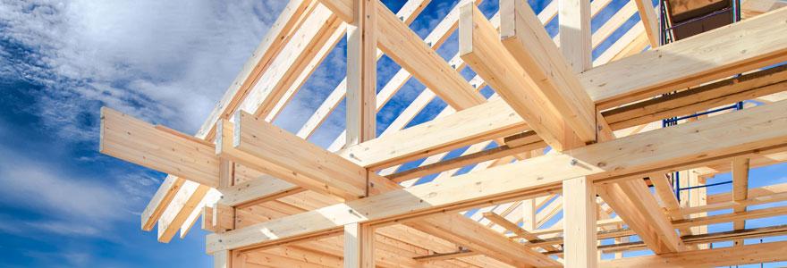 Maisons à ossature en bois